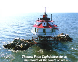 thomas lighthouse